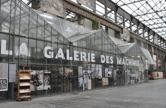 Galerie des machines - le voyages à Nantes
