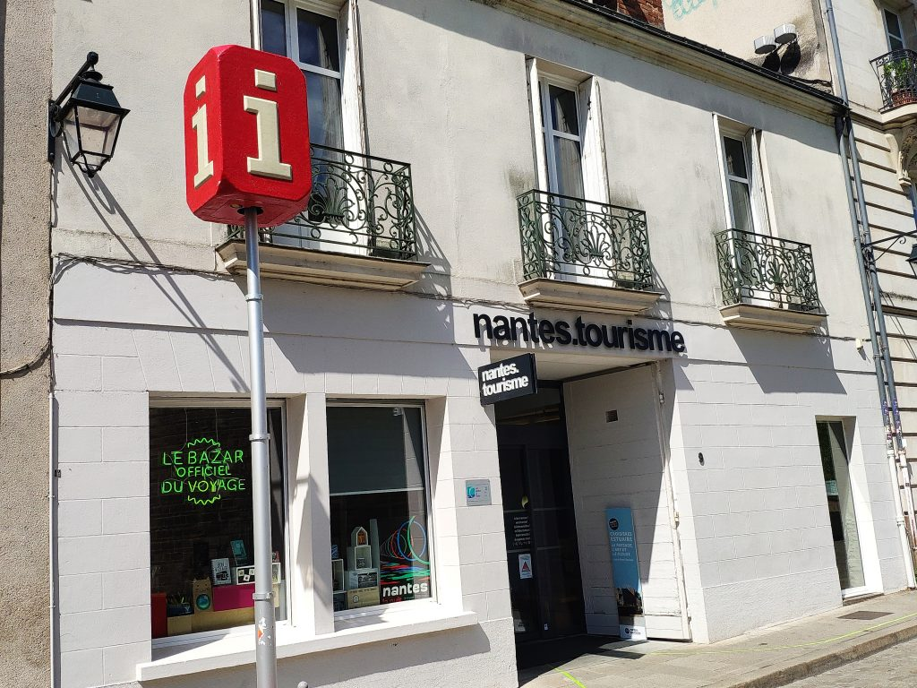 L 39 office de tourisme de nantes nantes web guide - Office de tourisme chateaumeillant ...