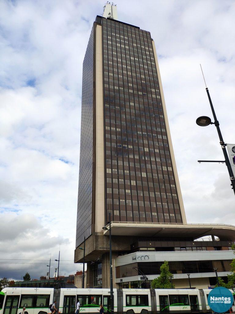 La tour de bretagne