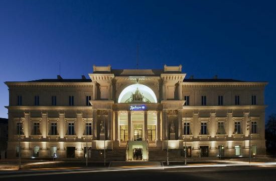 Hotel Radisson Nantes